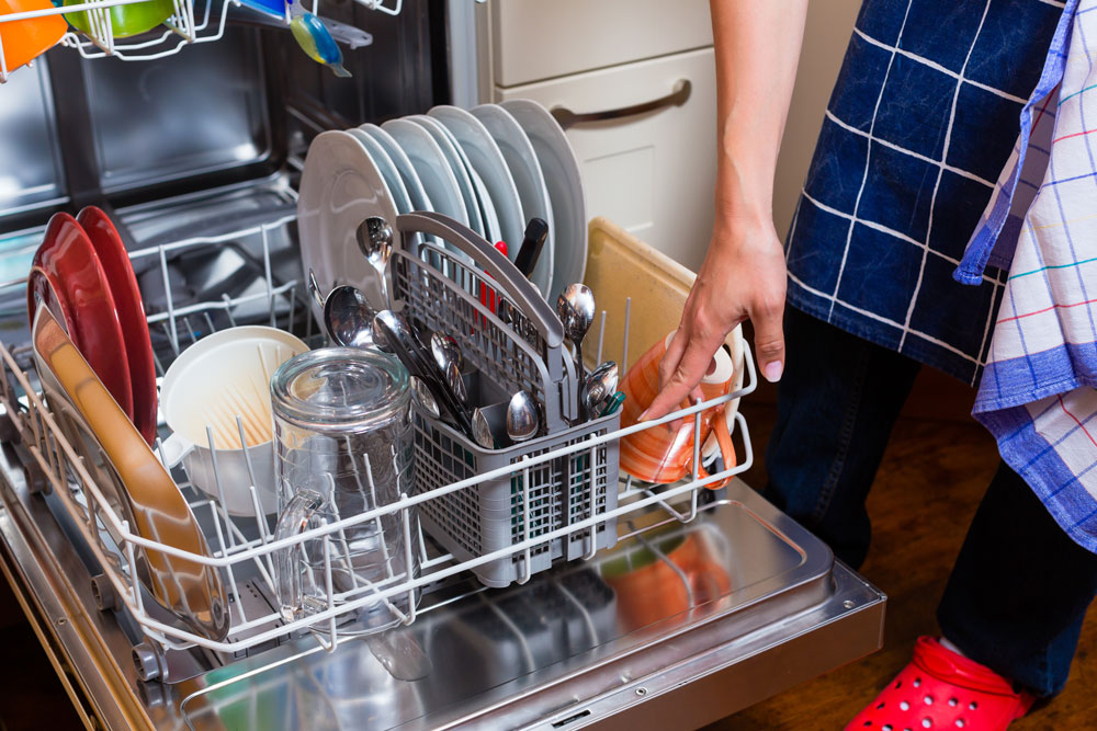 Dishwasher Repair by Alpha Appliance Service