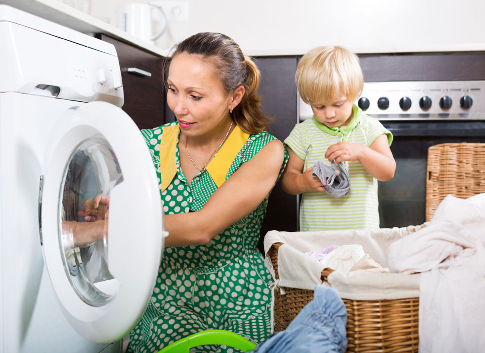 Washer Repair by Alpha Appliance Service